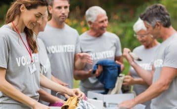 האגודה התנדבות